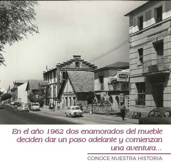 TIENDA DE MUEBLES EN SEGOVIA